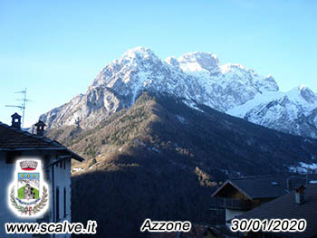 Webcam Azzone - BG&nbsp;Live webcamera