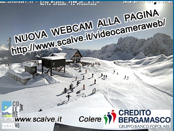 Colere webcam - Clicca per ingrandire